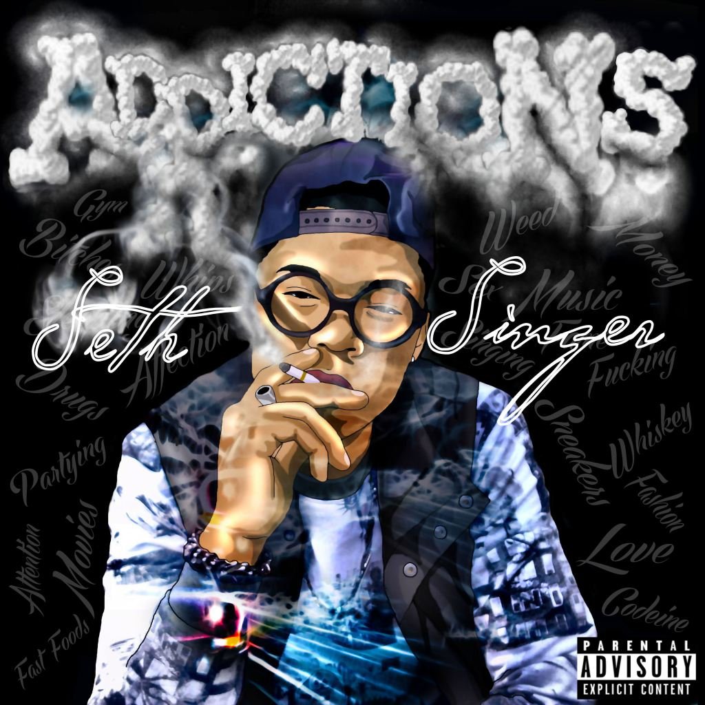 OFFICIAL ADDICTIONS ARTWORK (DELUXE)