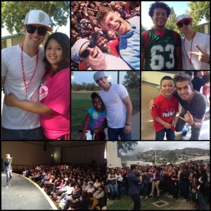 Travis Miller3  Power Of A Dream Tour Collage
